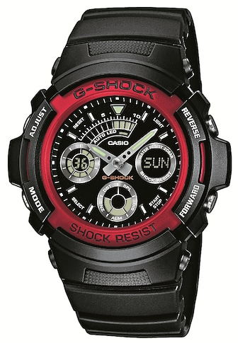 CASIO G - SHOCK Chronograph »Red Demon, AW - 591 - 4AER« kaufen