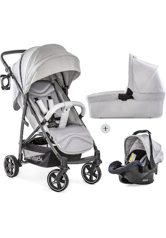 Hauck Kombi-Kinderwagen »Rapid 4S Plus Trio Set Lunar/Stone«, 25 kg, mit Babyschale;... kaufen