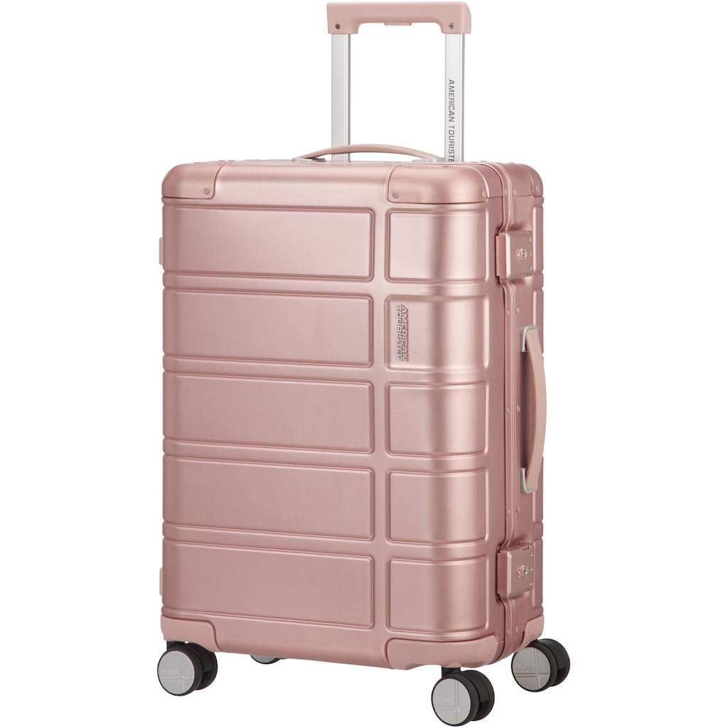 American Tourister® Hartschalen-Trolley »Alumo, 55 cm«, 4 Rollen