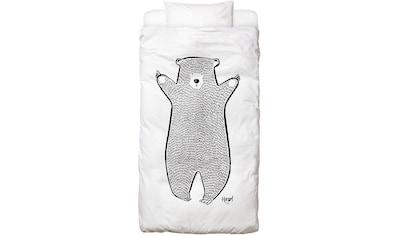 Bettwäsche »Bear 2«, Juniqe kaufen