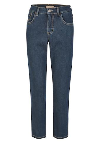 ANGELS 5-Pocket-Jeans, 'Darleen' mit Kontrastnähten kaufen