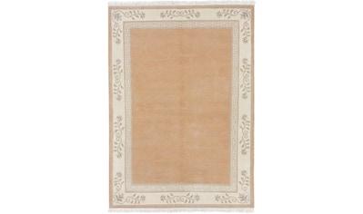 Wollteppich, »Adour«, LUXOR living, rechteckig, Höhe 18 mm, manuell geknüpft kaufen