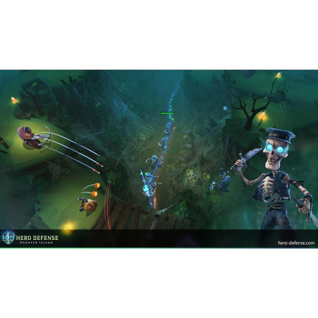 PlayStation 4 Spiel »Hero Defense: Haunted Island«, PlayStation 4
