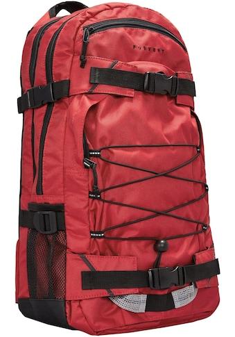 forvert Laptoprucksack »Louis, red« kaufen