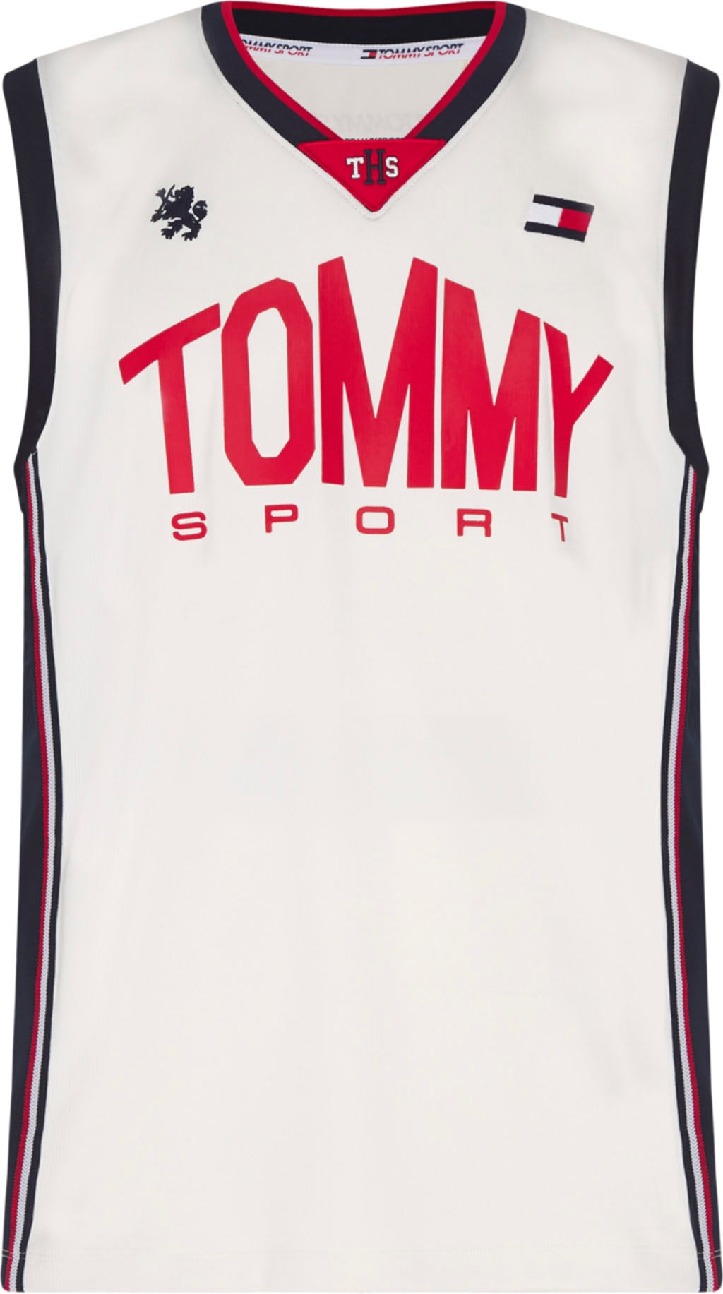 tommy sport -  Tanktop BASKETBALL ICONIC TANK TOP