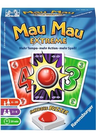 "Ravensburger Spiel, ""Mau Mau Extreme"" kaufen"