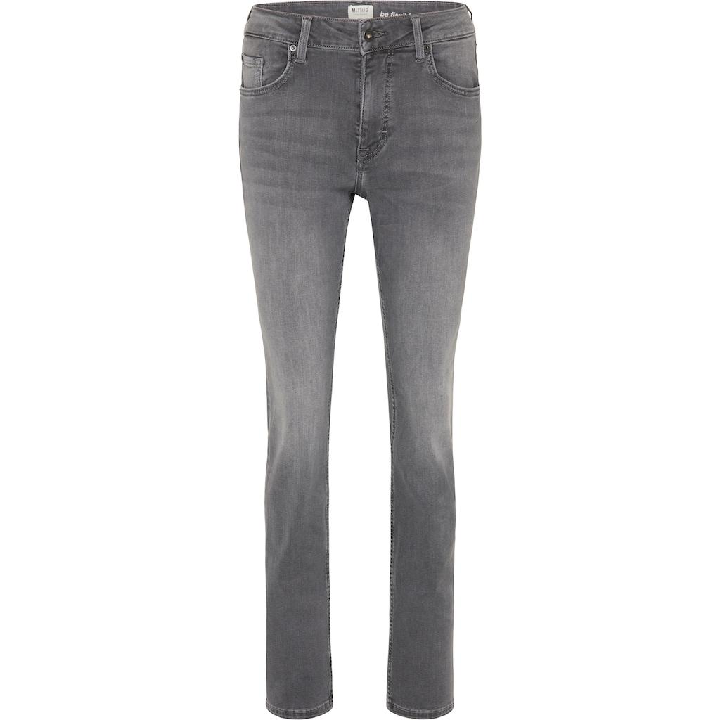 MUSTANG Slim-fit-Jeans »Sissy Slim«, Jeans Hose