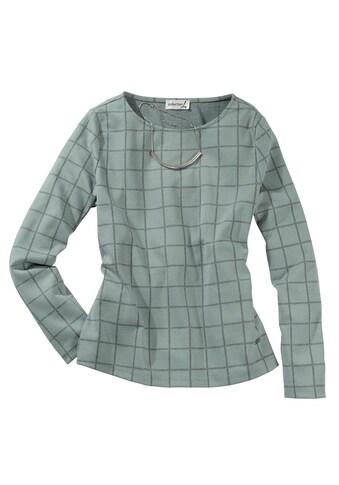 Casual Looks Shirt im  Karo - Dessin kaufen
