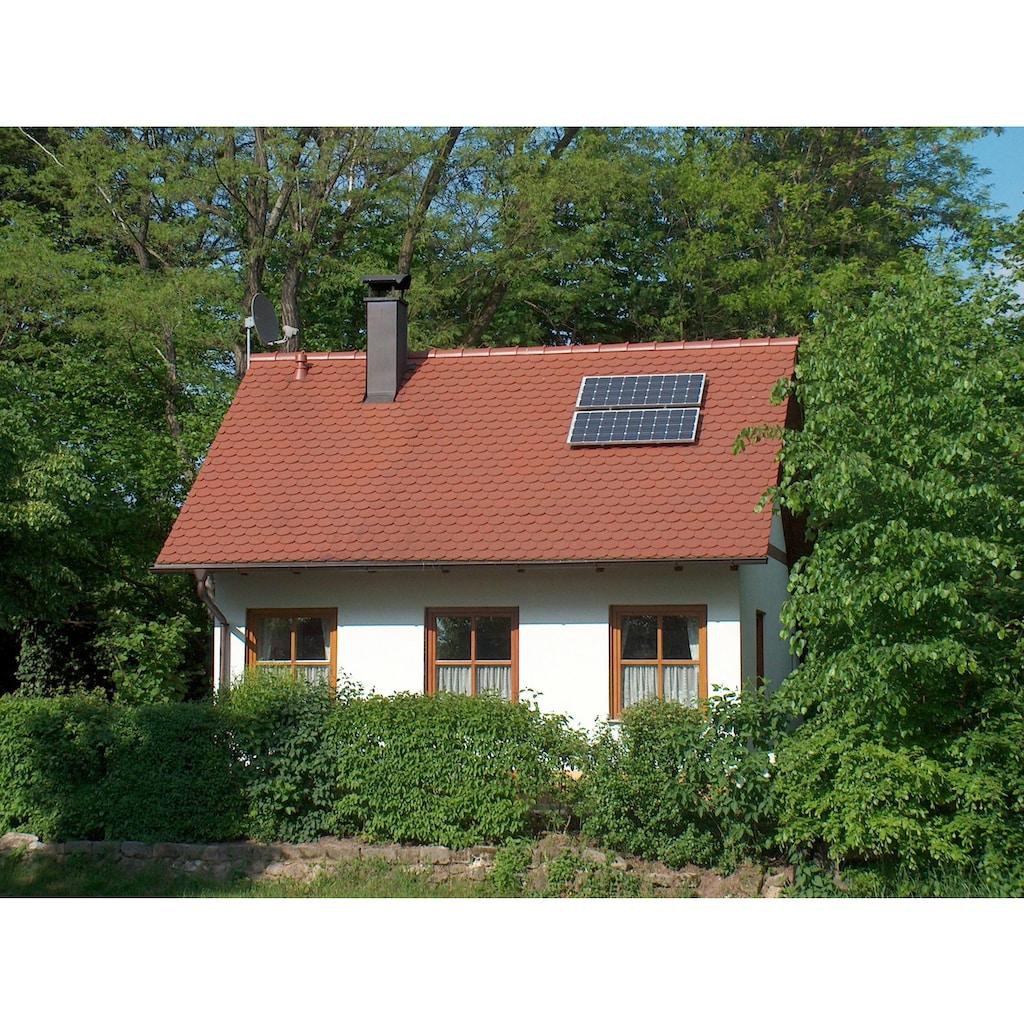 Sunset Solarmodul »Stromset AS 75, 72 Watt, 230 V«, für den Freizeitbereich