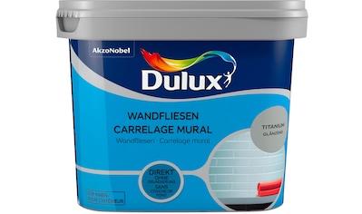 Dulux Fliesenlack »Fresh Up«, titanium, 0,75 l kaufen