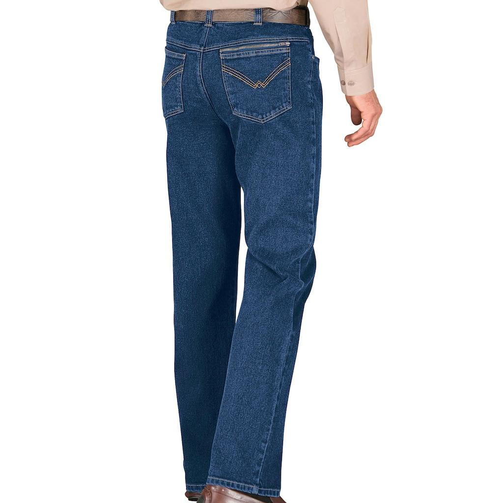 Classic Jeans mit komfortablem Dehnbund