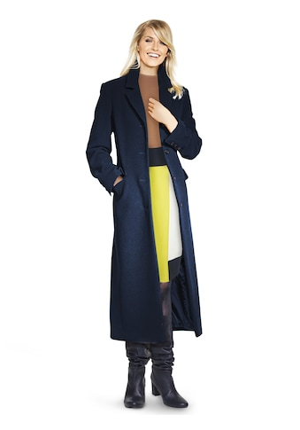 LINEA TESINI by Heine Wollmantel, mit Wolle kaufen