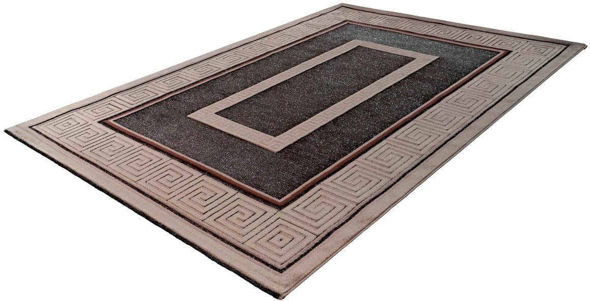 Teppich Jemila 546 LALEE rechteckig Höhe 10 mm maschinell gewebt