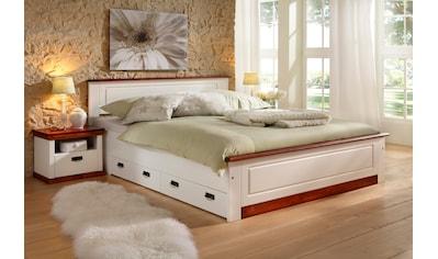 Home affaire Massivholzbett »Madrid« kaufen