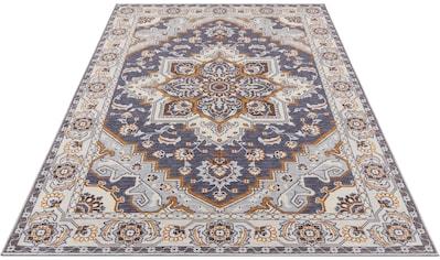 Home affaire Teppich »Eli«, rechteckig, 6 mm Höhe, Vintage, Orient-Optik, Wohnzimmer kaufen