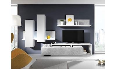 TRENDMANUFAKTUR Wohnwand »Bota«, (Set, 3 tlg.) kaufen