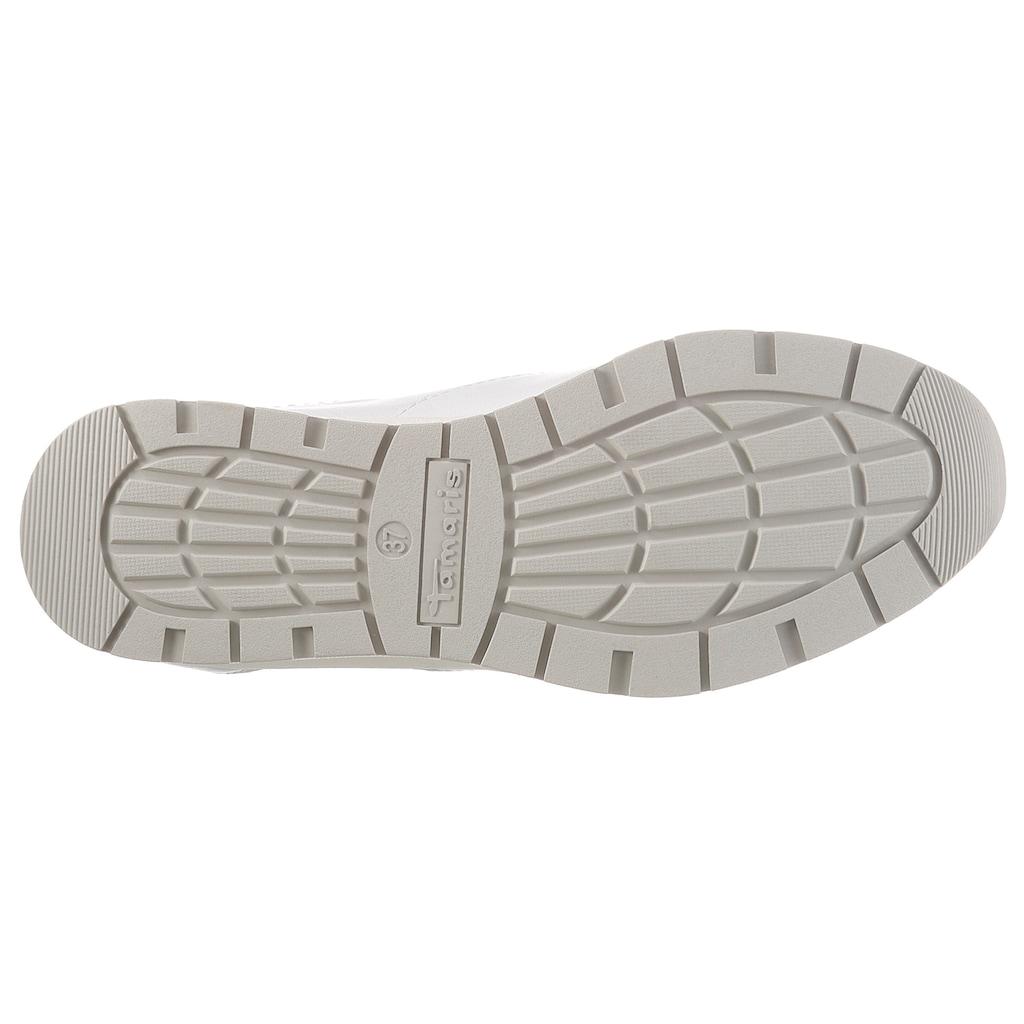 Tamaris Sneaker »Pure Relax«, mit Wechselfußbett