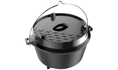 TEPRO Grilltopf »Dutch Oven M«, Füllmenge: ca. 8 Liter kaufen