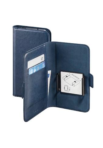 Hama Handytasche Handyhülle universal Hülle Smart Move, Blau »4,7  -  5  -  5,1 Zoll« kaufen