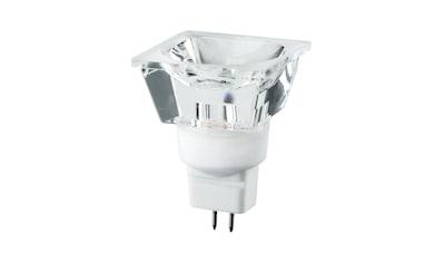 Paulmann LED-Leuchtmittel »Diamond Quadro 3W GU5,3 12V Warmweiß«, 1 St., Warmweiß kaufen