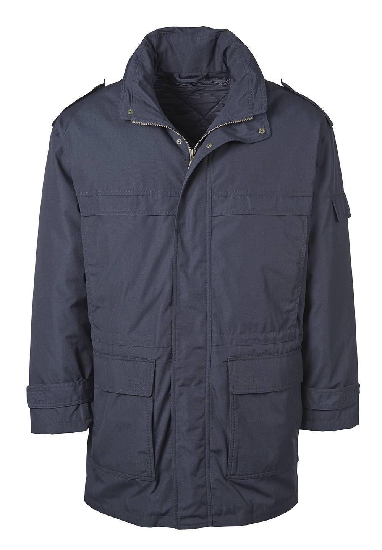 Pionier  workwear Wetterschutz-Parka mit Reflexbiese   Bekleidung > Jacken > Parkas   Pionier Workwear
