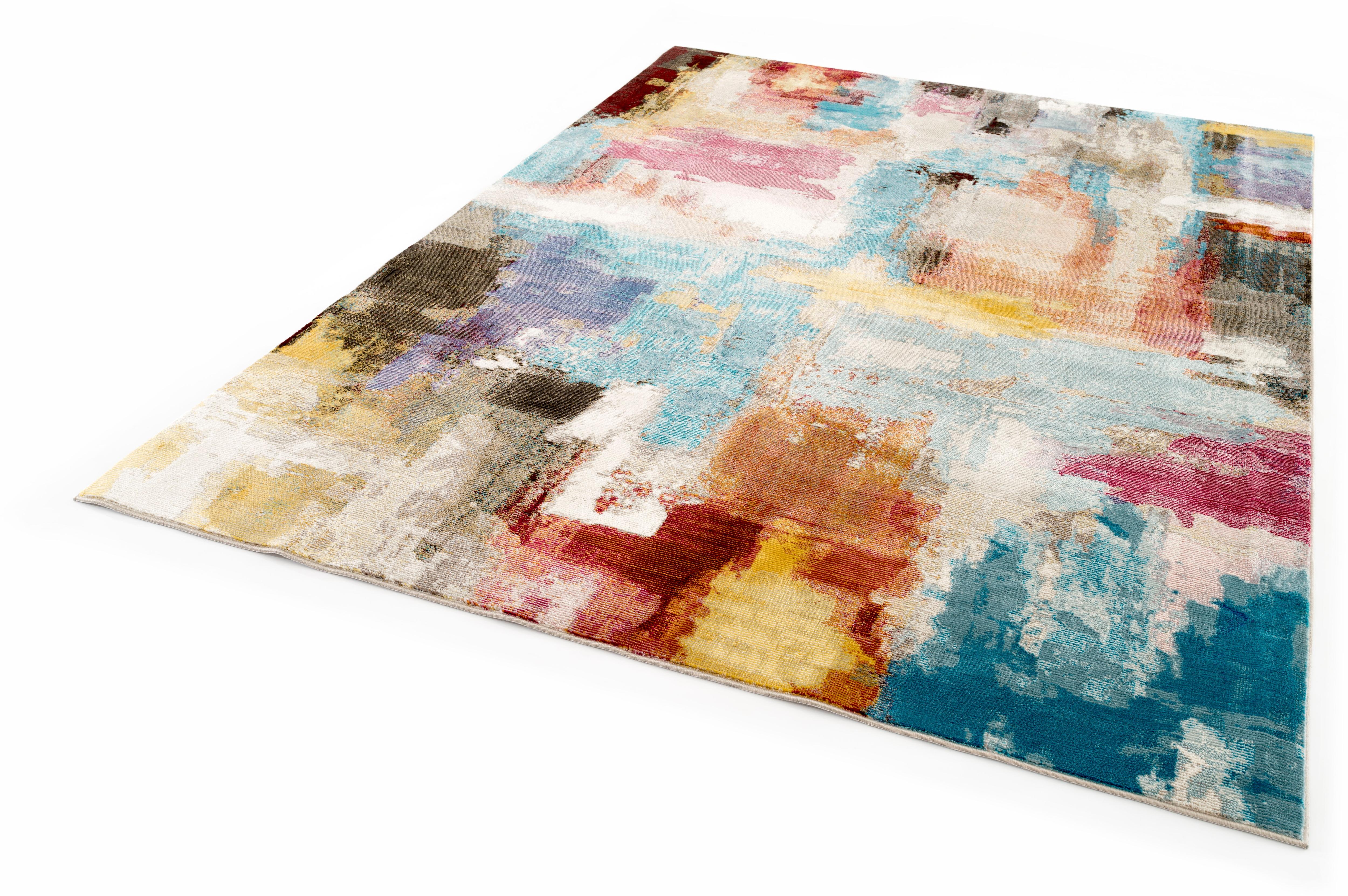 Teppich Picasso 11598 Festival rechteckig Höhe 6 mm maschinell gewebt