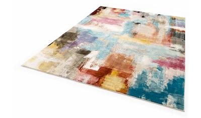 Festival Teppich »Picasso 11598«, rechteckig, 6 mm Höhe, Wohnzimmer kaufen
