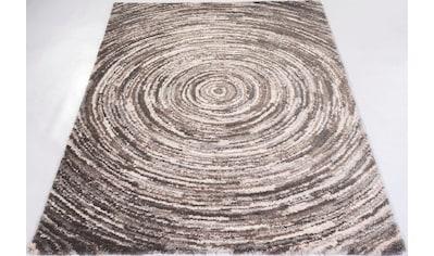 OCI DIE TEPPICHMARKE Teppich »Lexa Round«, rechteckig, 20 mm Höhe, besonders weich... kaufen