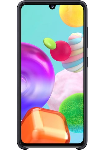 Samsung Smartphone - Hülle »Silicone Cover EF - PA415 Galaxy A41« kaufen