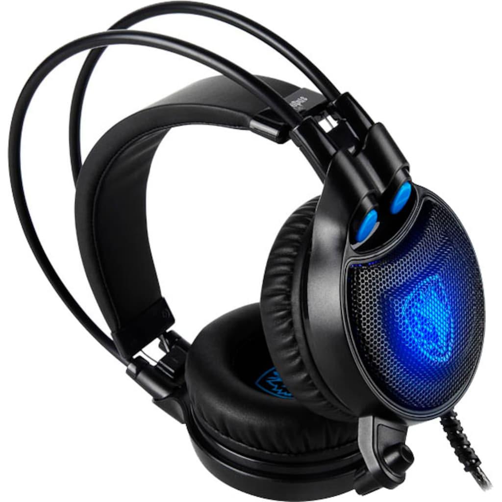 Sades Gaming-Headset »Octopus Plus SA-912«