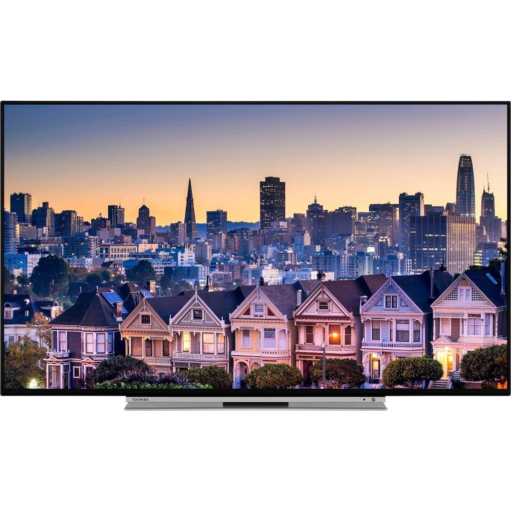 Toshiba 43UL5A63DG LED-Fernseher (108 cm / (43 Zoll), 4K Ultra HD, Smart-TV