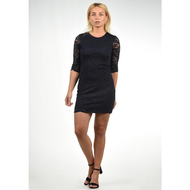 Vero Moda Spitzenkleid Ewelina Eng Anliegendes Kleid Bestellen Baur
