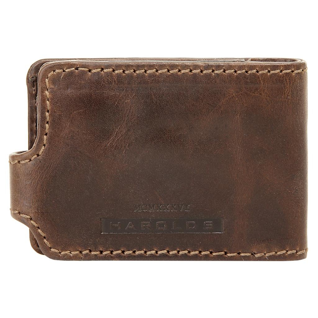 Harold's Geldbörse »SADDLE«, besonders schlankes Design