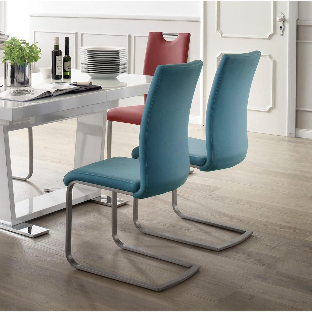 MCA furniture Freischwinger »Paulo«, 4er-Set, Stuhl belastbar bis 120 kg