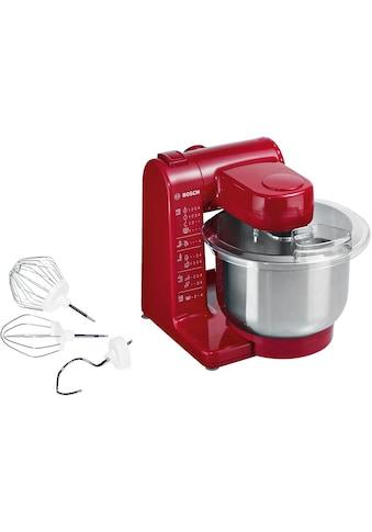 BOSCH Küchenmaschine »MUM44R1«, 500 W, 3,9 l Schüssel kaufen