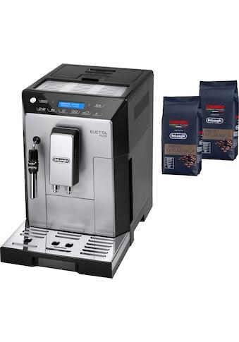 De'Longhi Kaffeevollautomat Eletta Plus ECAM 44.628.S, 1,9l Tank, Kegelmahlwerk kaufen