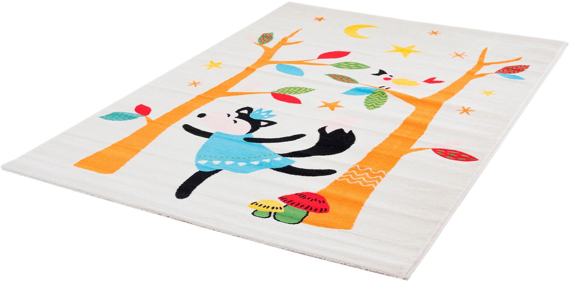 Kinderteppich Bambino 2111 Sanat Teppiche rechteckig Höhe 12 mm maschinell gewebt