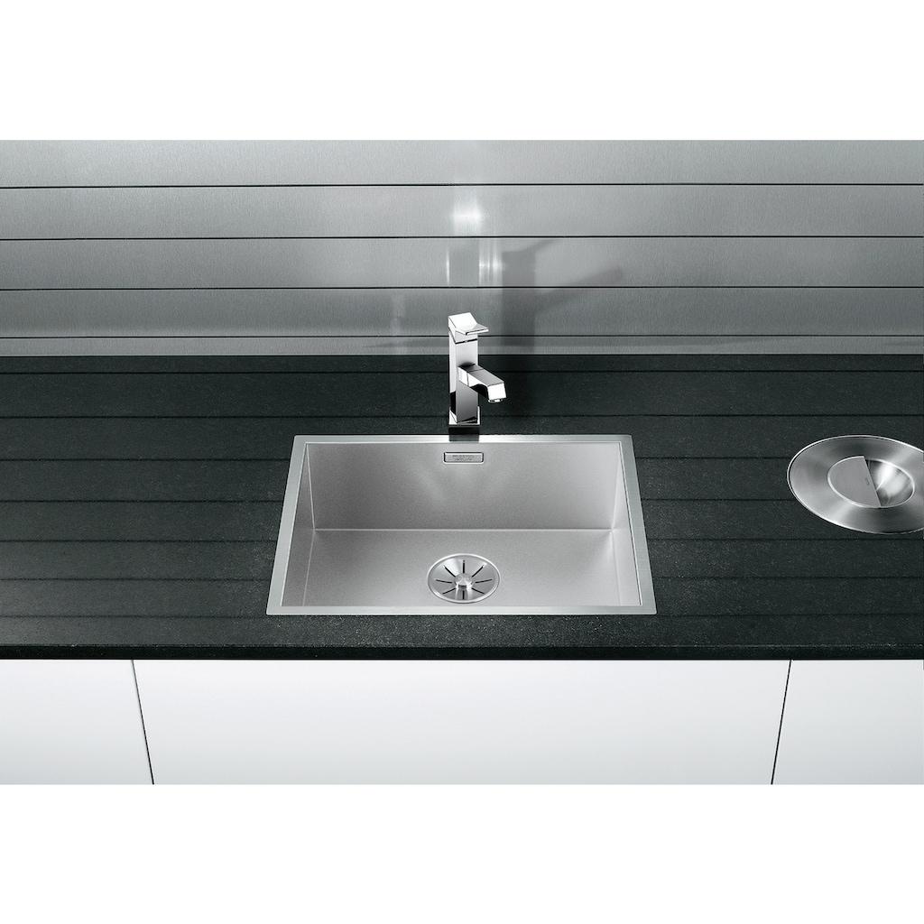 Blanco Küchenspüle »ZEROX 500-IF Durinox®«