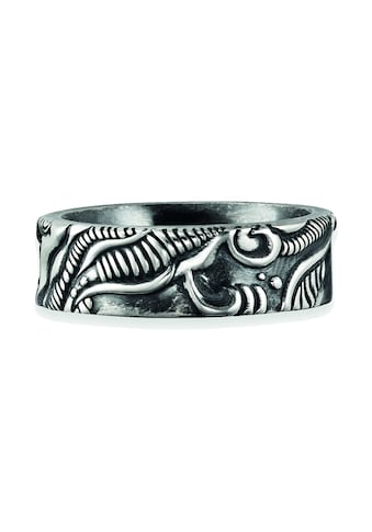 CAÏ Ring »925/- Sterling Silber oxidiert Japan« kaufen