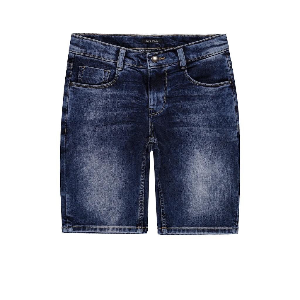 Marc O'Polo Junior Jeansbermudas, Used-Optik