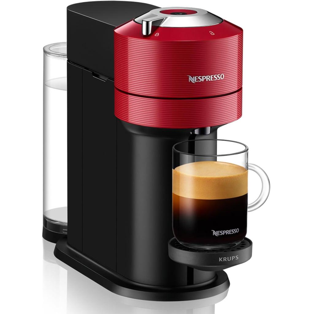 Nespresso Kapselmaschine »XN9105 Vertuo Next«, Neuartiges Kapselsystem; 54% aus recyceltem Material