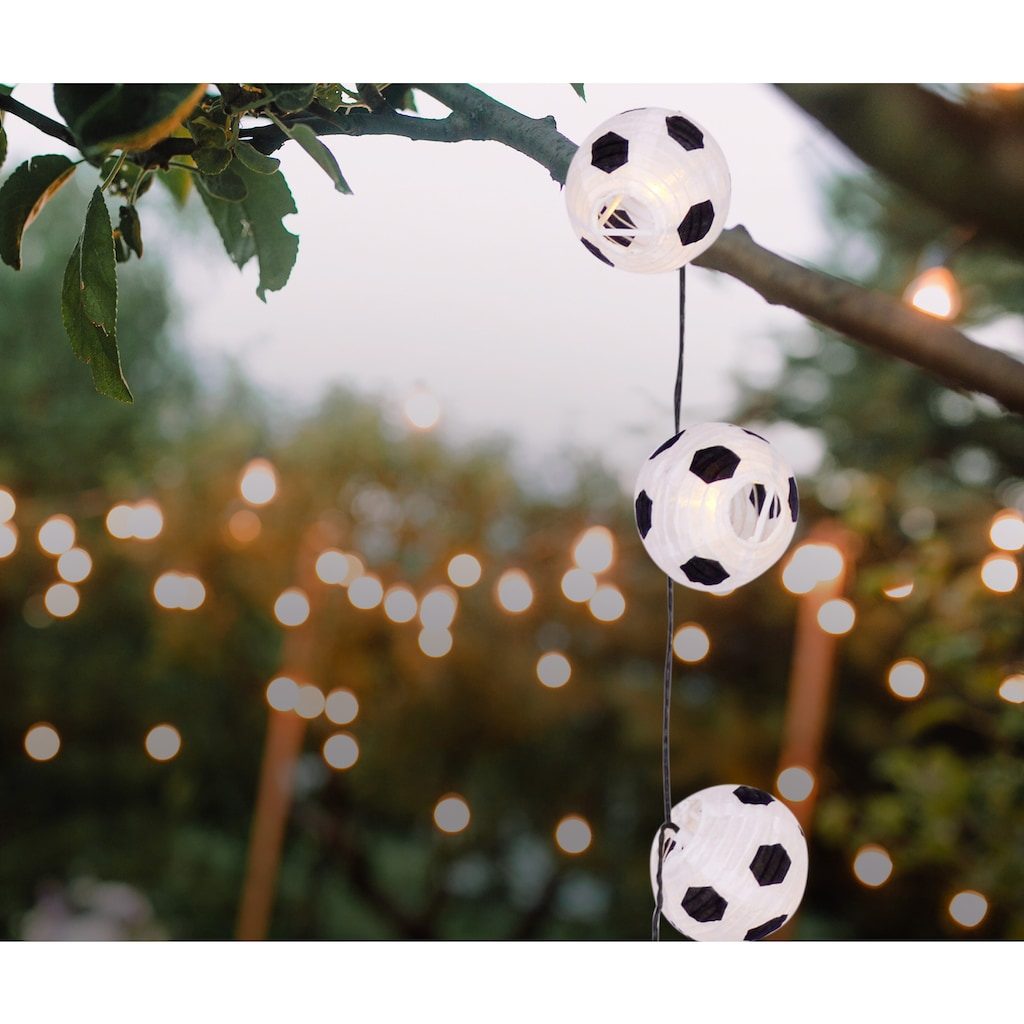 näve Lichterkette »Japanballon-20er-Solar-Lichterkette«