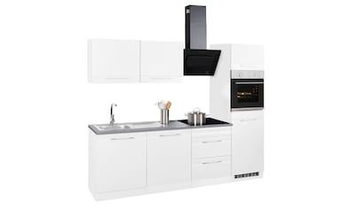 HELD MÖBEL Küchenzeile »Mito«, ohne E-Geräte, Breite 240 cm kaufen