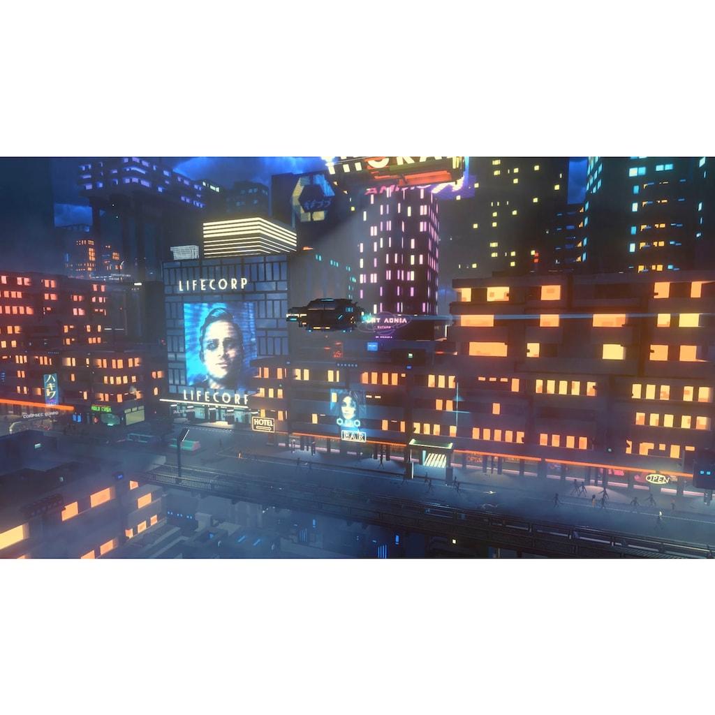 PlayStation 4 Spiel »Cloudpunk«, PlayStation 4