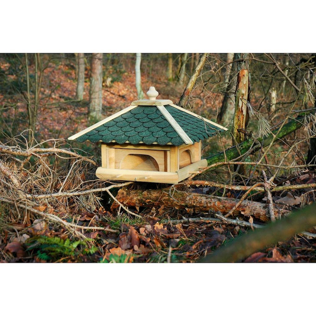 dobar Vogelhaus, BxTxH: 49x49x36 cm