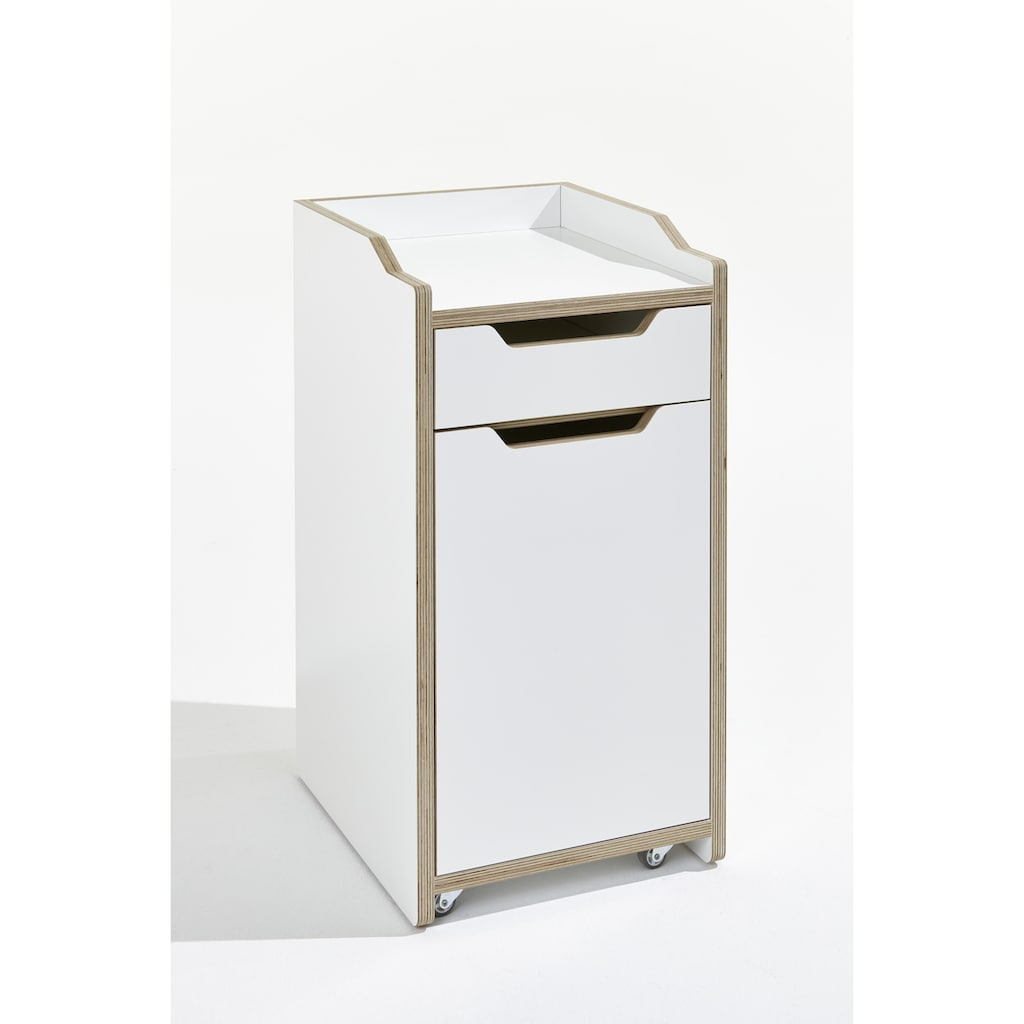 Müller SMALL LIVING Rollcontainer »PLANE«
