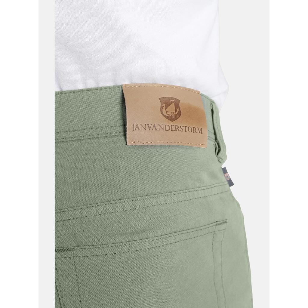 Jan Vanderstorm 5-Pocket-Hose »TJORE«, Tiefbundhose mit Stretch