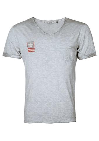 TOP GUN T-Shirt »3157«, sportlicher Schnitt kaufen