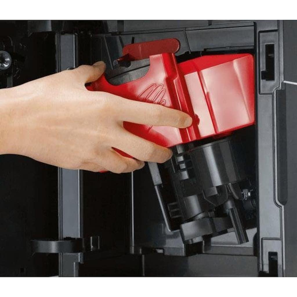 SIEMENS Kaffeevollautomat »EQ.300 TI353501DE«, Doppeltassenbezug für Kaffee und Espresso