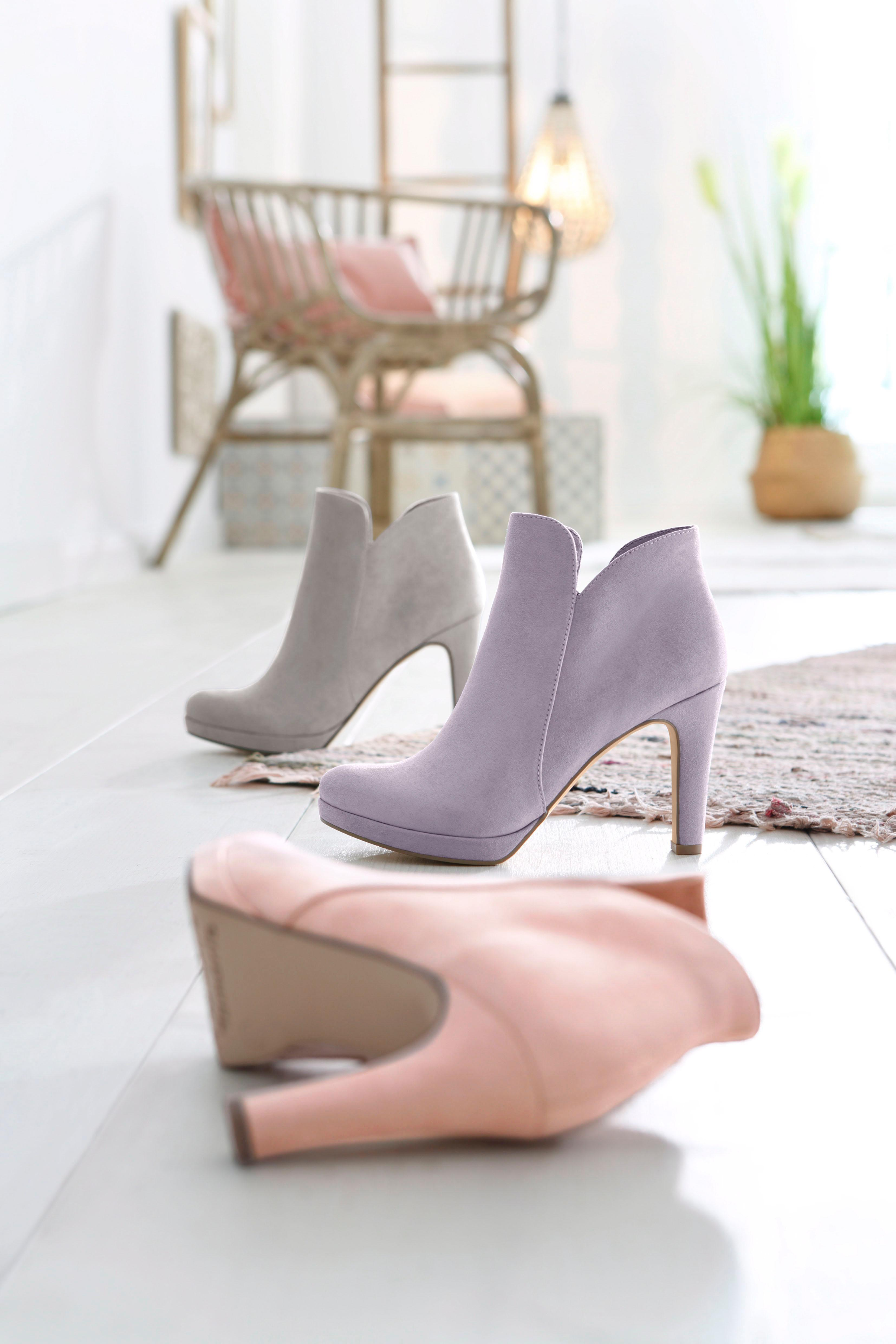 Tamaris High-Heel-Stiefelette   Schuhe > High Heels   tamaris